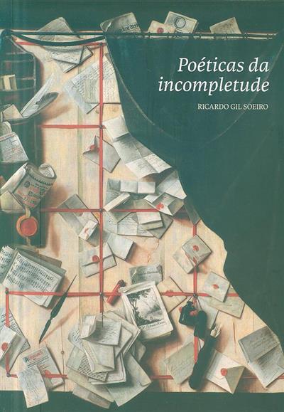 Poéticas da incompletude (Ricardo Gil Soeiro)