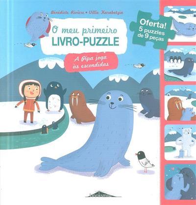 A Pipa joga às escondidas (Bénédicte Rivière)