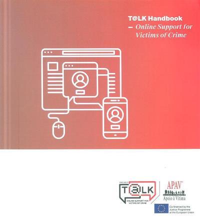 Talk handbook (APAV - Associação Portuguesa de Apoio à Vítima)