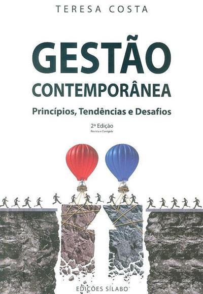Gestão contemporânea (Maria Teresa Gomes da Costa)