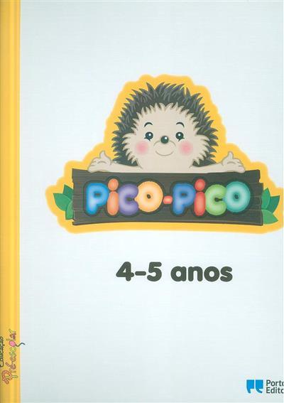 Pico-Pico, 4-5 anos (Maria João Lima, Olinda Moreira Vieira)