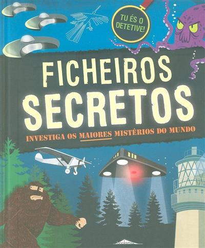 Ficheiros secretos (Susan Martineau)