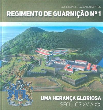 Regimento de Guarnição nº 1 (José Manuel Salgado Martins)