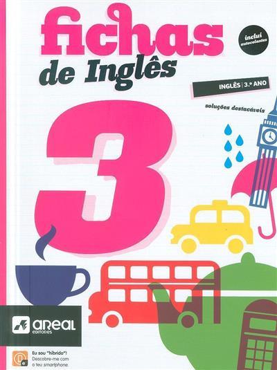 Fichas de inglês 3 (Maria Teresa Gomes, Susana de Almeida)