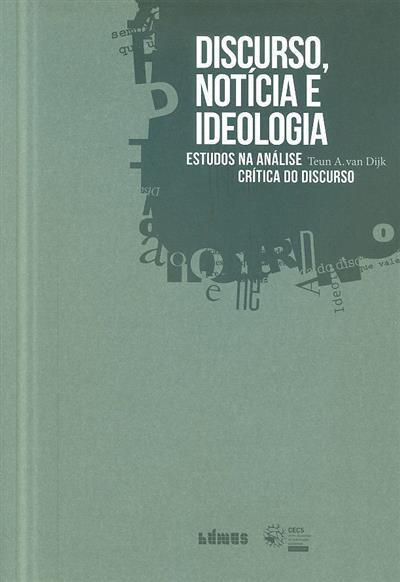 Discurso, notícia e ideologia (Teun A. van Dijk)