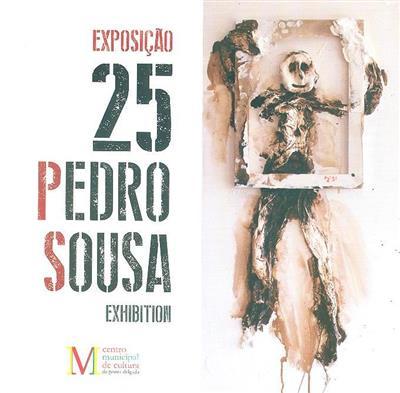 Exposição 25 Pedro Sousa (texto Aida Sousa)
