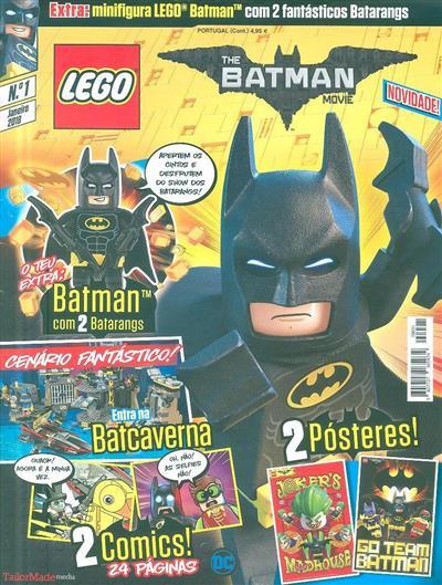The Lego Batman movie (propr. Tailor Made Media)