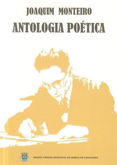Antologia poética (Joaquim Monteiro)