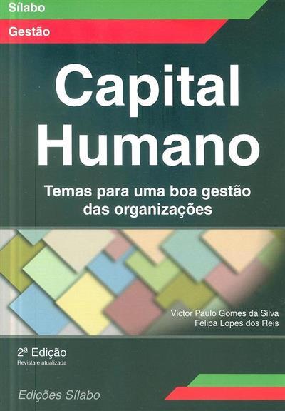 Capital humano (Victor Paulo Gomes da Silva, Felipa Lopes dos Reis)