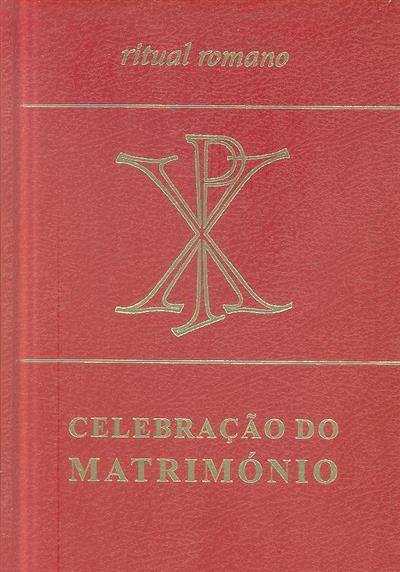Celebração do matrimónio (Conferência Episcopal Portuguesa)