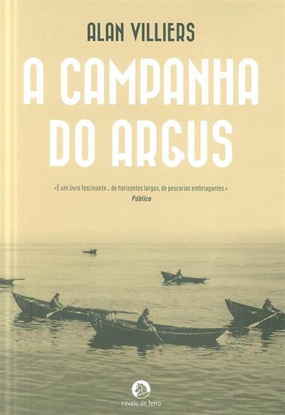 A campanha do Argus (Alan Villiers)