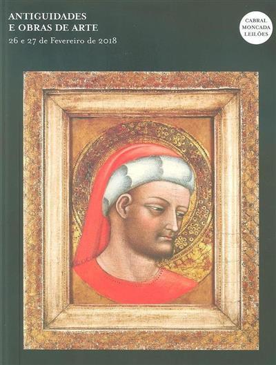 Antiguidades e obras de arte