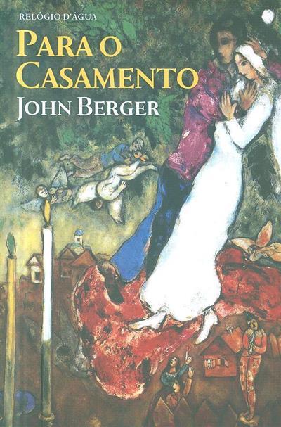 Para o casamento (John Berger)
