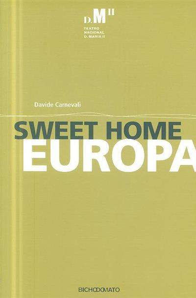 Sweet home Europa