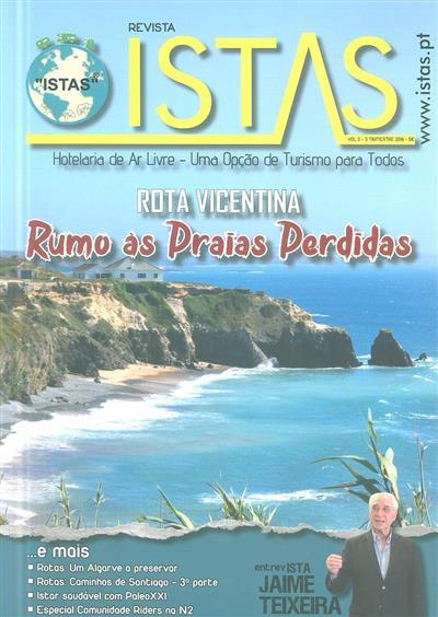 Revista Istas (ed. Pedro Castro)