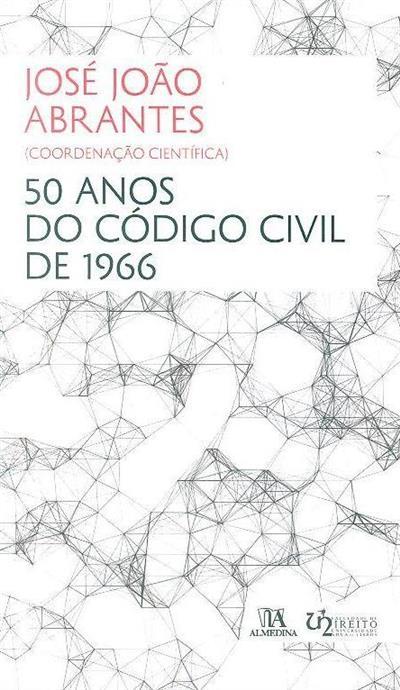 50 anos do Código Civil de 1966 (Congresso Científico Internacional...)