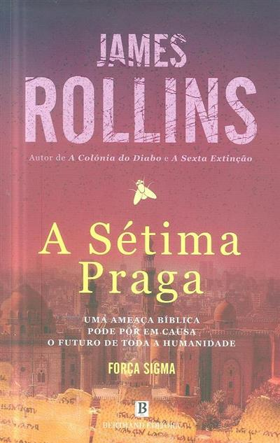 A sétima praga (James Rollins)