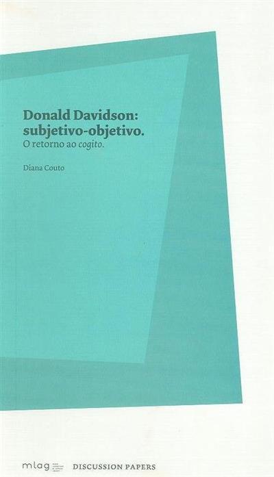 Donald Davidson (Diana Couto)