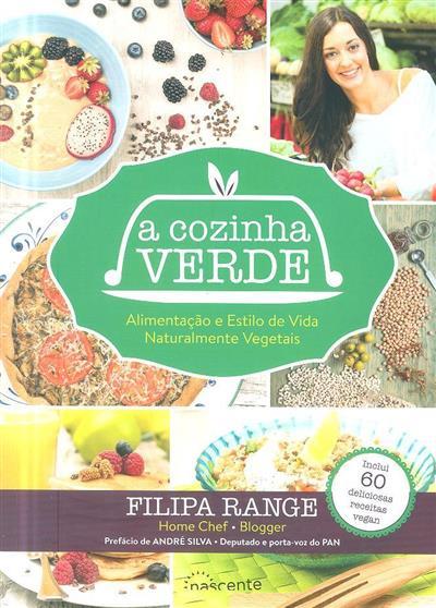 A cozinha verde (Filipa Range)