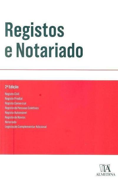 Registos e notariado
