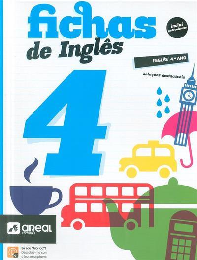 Fichas de inglês 4 (Maria Teresa Gomes, Susana de Almeida)