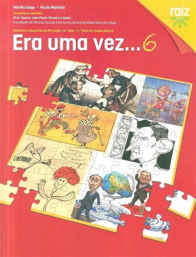 Era uma vez... 6 (Marília Gago, Paula Marinho)