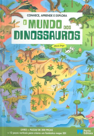 O mundo dos dinossauros (Irena Trevisan)
