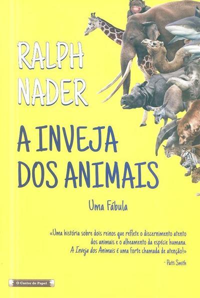 A inveja dos animais (Ralph Nader)