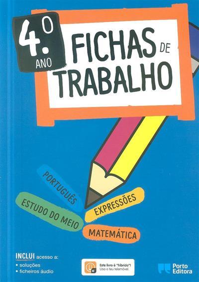 Fichas de trabalho, 4º ano (José Sousa Batista)