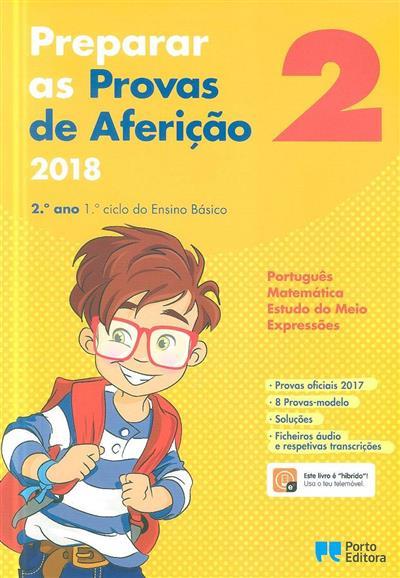 Preparação para as provas de aferição  2018 (José Sousa Batista)