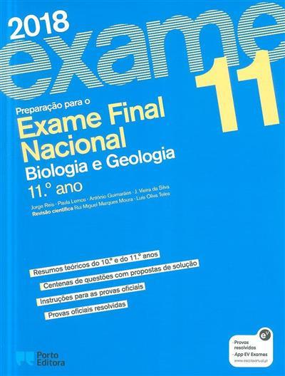 Preparação para o exame final nacional 2018 (Jorge Reis... [et al.])