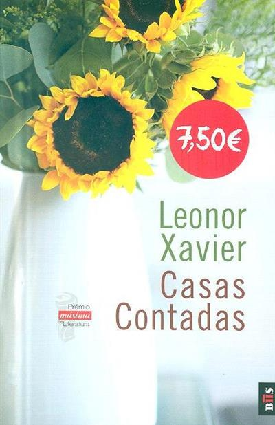 Casas contadas (Leonor Xavier)