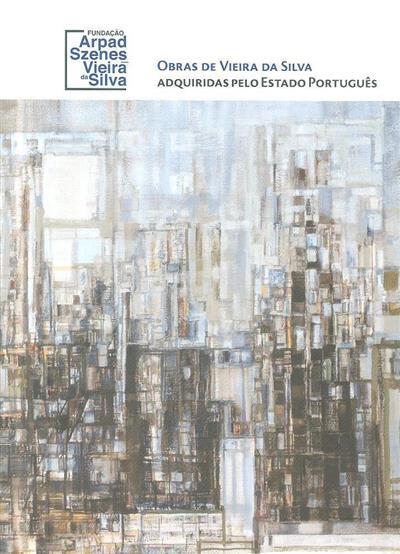 Obras de Vieira da Silva, adquiridas pelo Estado Português (texto Joana Baião)