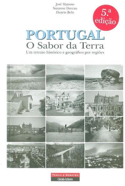 Portugal, o sabor da terra (José Mattoso, Suzanne Daveau, Duarte Belo)