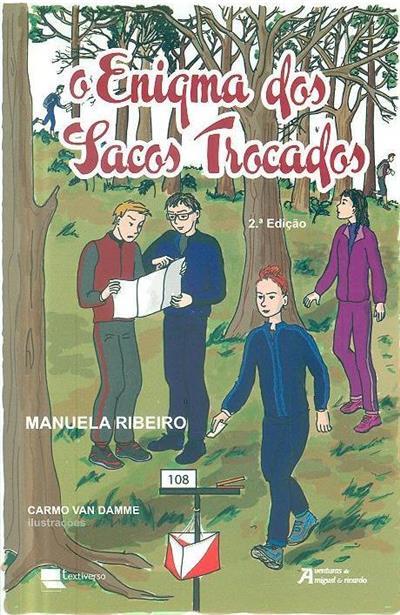 O enigma dos sacos trocados (Manuela Ribeiro)