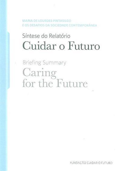 Síntese do relatório Cuidar o Futuro