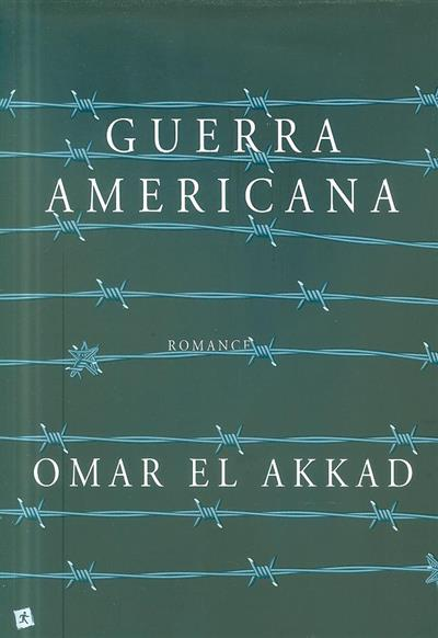 Guerra americana (Omar El Akkad)