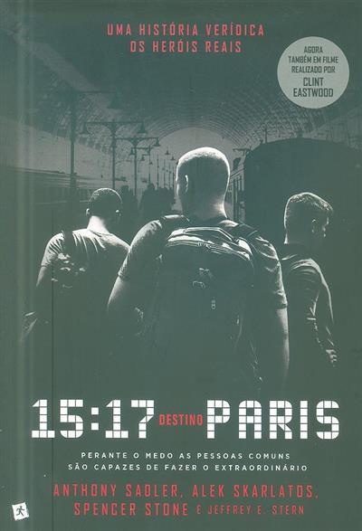 15:17 Destino Paris (Anthony Sadler... [et al.])