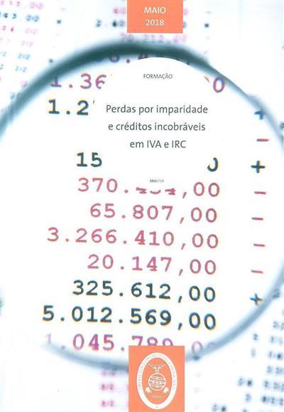 Perdas por imparidade e créditos incobráveis em IVA e IRC (Fernando Roriz)