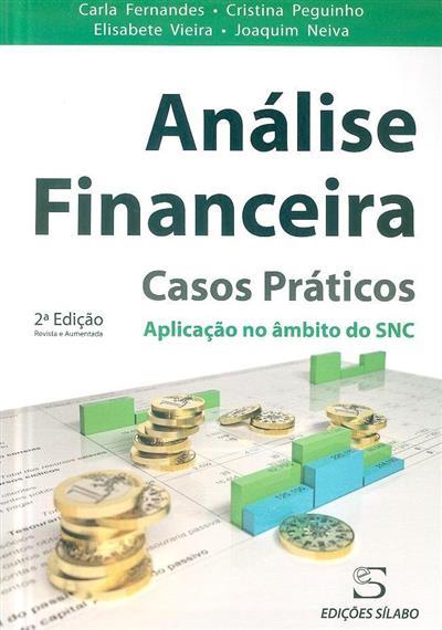 Análise financeira (Carla Fernandes... [et al.])