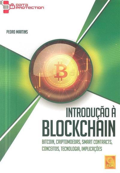 Introduçao à blockchain (Pedro Martins)