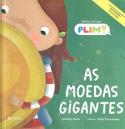 As moedas gigantes (António Mota)