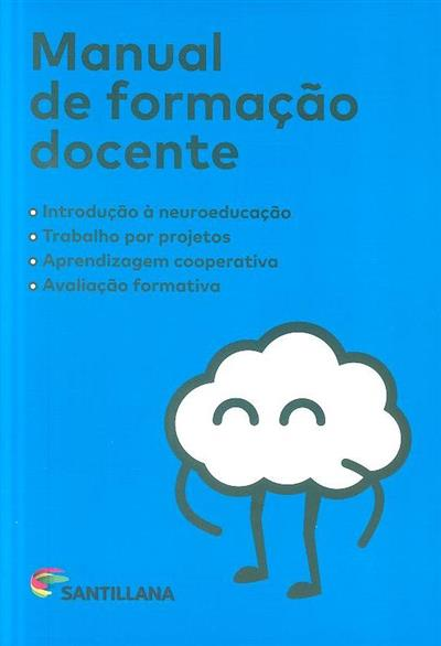 Manual de formação docente (Patricia Compañó... [et al.])
