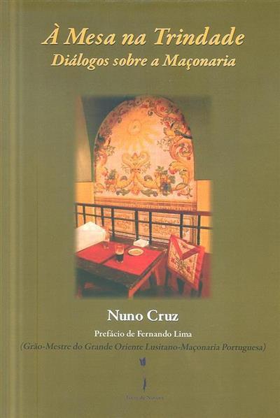 À mesa na Trindade (Nuno Cruz)