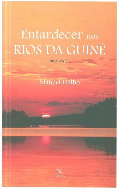 Entardecer nos rios da Guiné (Manuel Fialho)