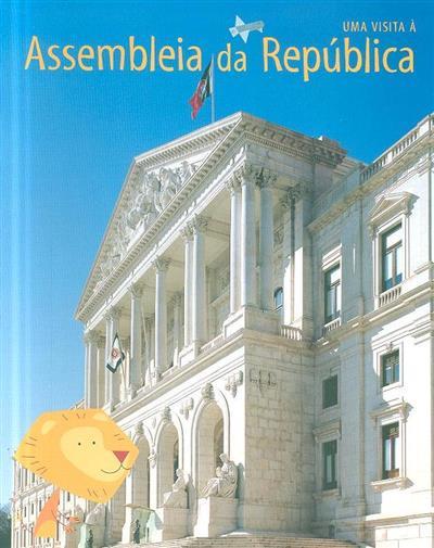Uma visita à Assembleia da República