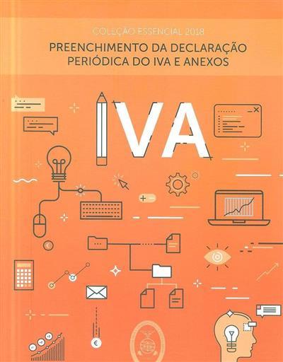 Preenchimento da declaração periódica do IVA e anexos (Jorge Carrapiço)