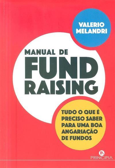 Manual de fundraising (Valerio Melandri)