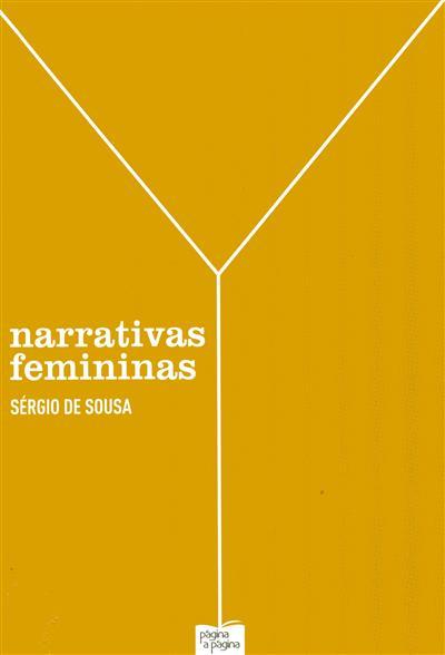Narrativas femininas (Sérgio de Sousa)