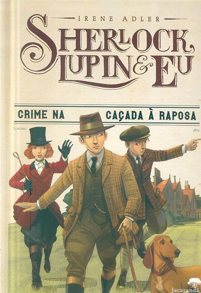 Crime na caçada à raposa (Pierdomenico Baccalario, Alessandro Gatti)